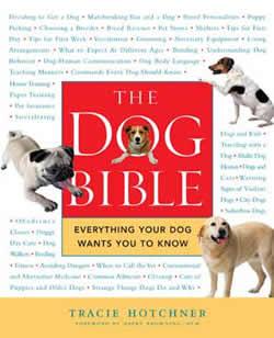 Dog Bible, Tracie Hotchner